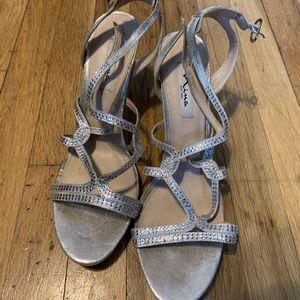 Prom heels